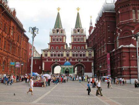 Офисы в центре Москвы стоят дорого
