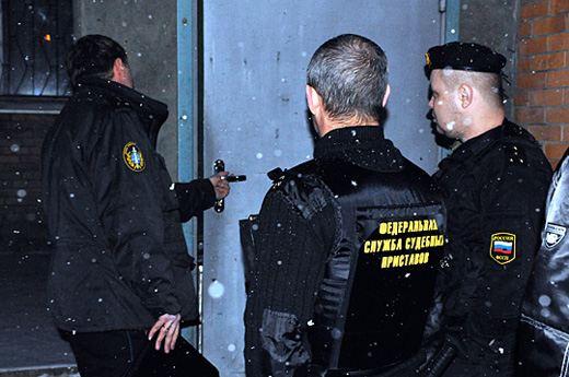 Судебные приставы закрывают ночной клуб в Одинцово