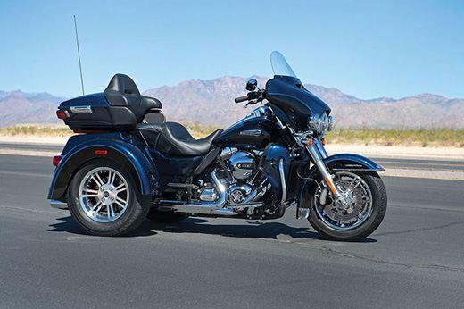 Мотоцикл Harley-Davidson Tri Glide Ultra Classic