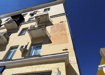 В Ульяновской области с  фасадов домов уберут надписи и объявления