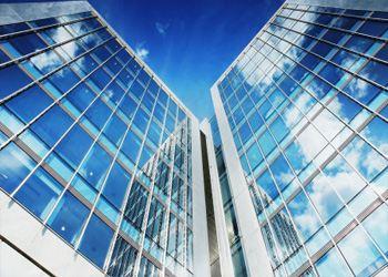 Алюминиевые фасады использовать можно к зданиям любых  типов