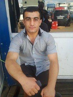 Орхан Зейналов, предполагаемый убийца