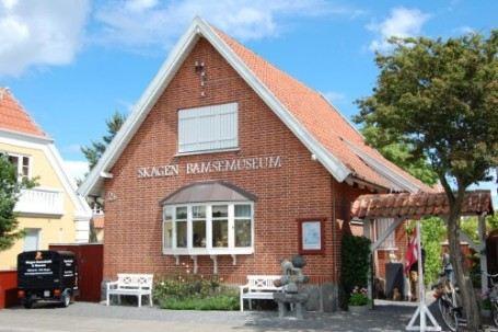 Единственный музей плюшевых мишек в Скандинавии - в датском Скагене