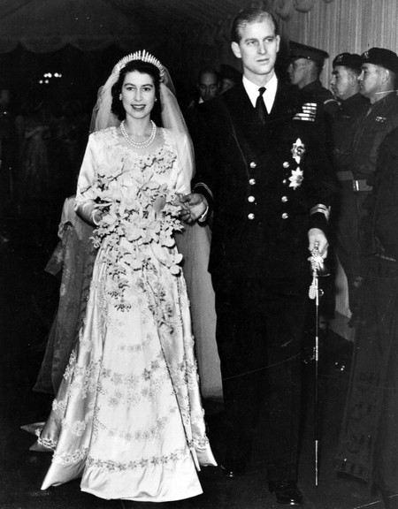 10. У королевы Елизаветы II очень большая семья: четверо детей, восемь