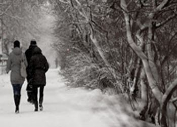 В Сыктывкаре круглосуточно идет уборка снега