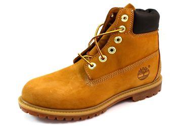 Timberland выпустил коллекцию модных желтых ботинок