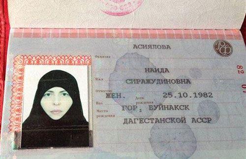 Наида Асиялова