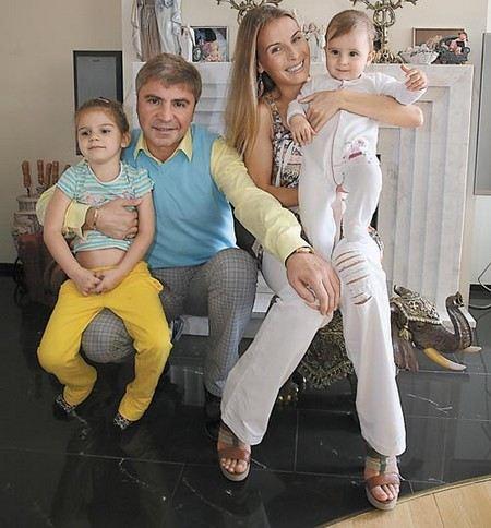 с.павлиашвили с женой фото