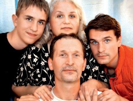 Федор добронравов дети и внуки фото