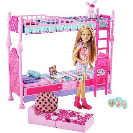 В кукольной спальне