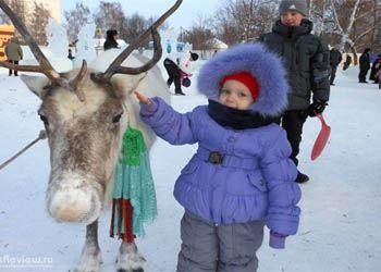 Парки Самары готовятся к зимним развлечениям