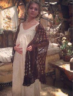 Кристина Асмус наслаждается беременностью