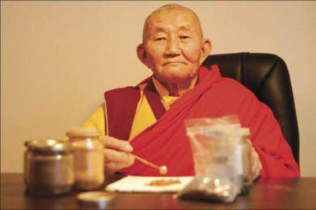 Тибетской медицине - 2000 лет