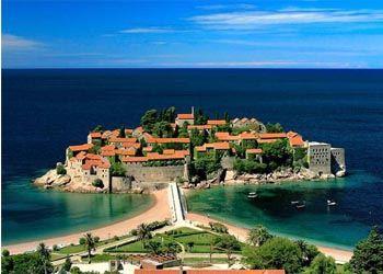 В Черногории построят за 1 миллиард евро престижнейший курорт