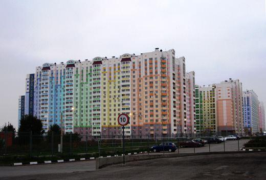Новостройки в Ростове-на-Дону