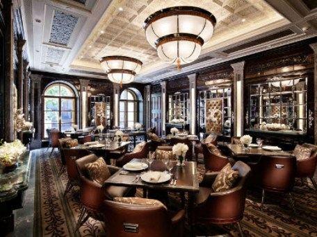 В Санкт-Петербурге открылся новый ресторан Percorso