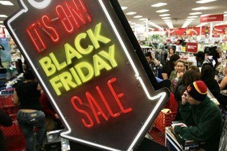 Черная пятница наступит 6 декабря