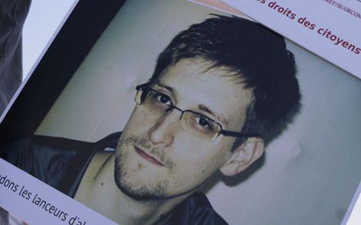 Сноуден займется информационной защитой некого российского сайта