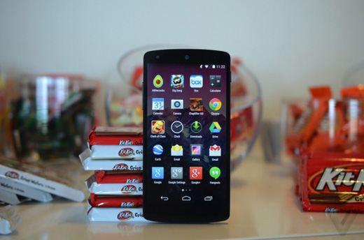 Новый Nexus 5