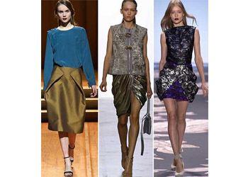 Мода-2014: Выбор фасона юбки