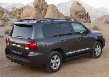 Внедорожники Toyota будут гибридами в 2016 году