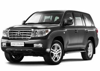 Внедорожники Toyota будут оснащены силовыми гибридными установками