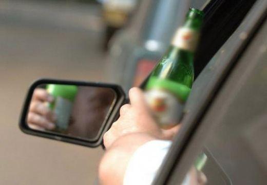 В среднем за день в Минске «попадаются» 15 водителей-пьяниц