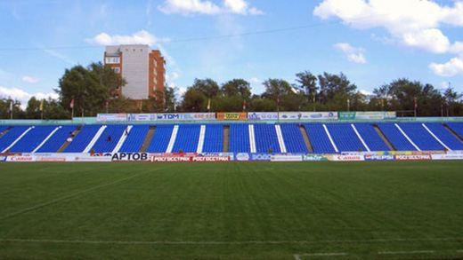 Томский стадион «Труд»