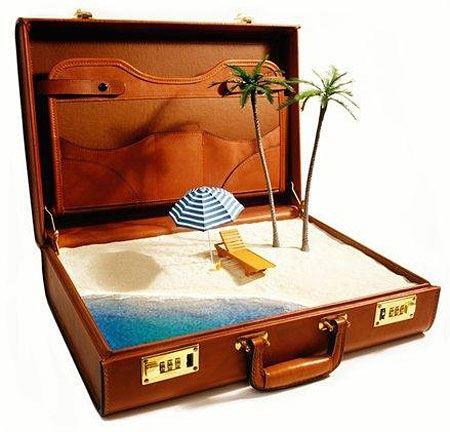 Это не просто чемодан - это мечта!