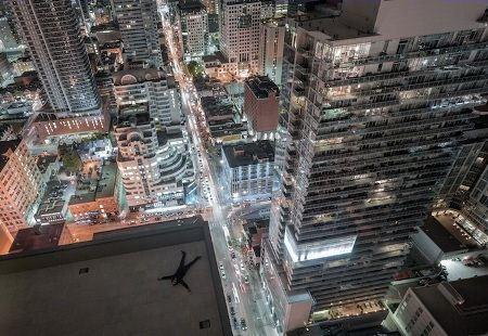 Вид с небоскребов