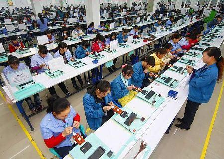 Китайские товары раскупаются активно
