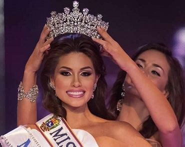 «Мисс Вселенная - 2013» Габриэла Ислер