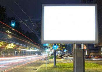 Объем рынка наружной рекламы составит 55,5 миллиардов рублей в 2014 году