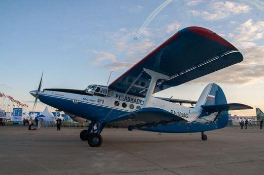 Легендарный самолет Ан-3