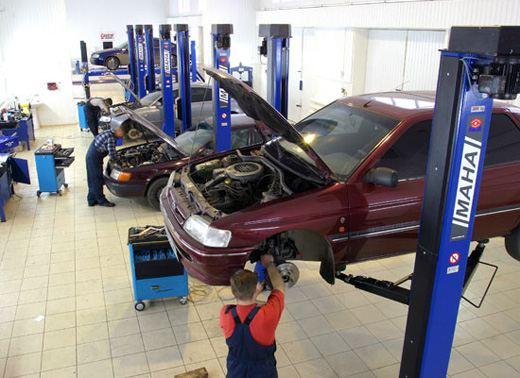 Найти качественный автомобильный сервис не сложно