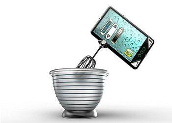 Вил Тсимензин сделал концептуально новый планшет, способный выполнять различную физическую работу