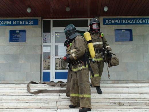 Учебные эвакуации проводят во всех лицеях и школах
