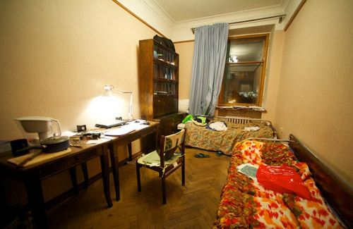 Общежитие в Москве, МГУ - фото