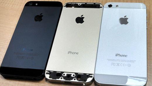 Разные варианты iPhone 5S