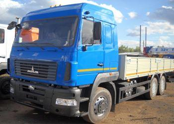 Названы самые популярные марки грузовых авто в России