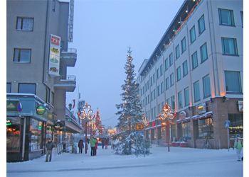 На новогодние праздники в Финляндию поедут почти полмиллиона россиян