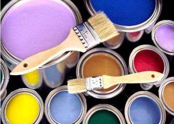 Производство лакокрасочных материалов увеличилось за последние 10 месяцев в России