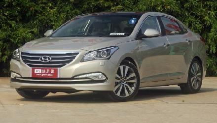 Новый седан Hyundai Mistra