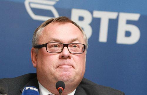Председатель правления банка ВТБ Андрей Костин