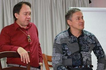 Юрий Чекчурин и Максим Пелехатый