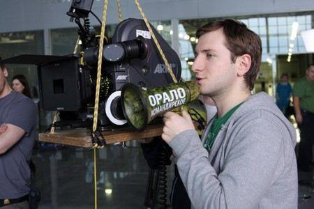 Резо Гигинеишвили - молодой и весьма успешный режиссер и сценарист