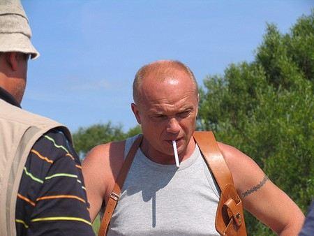 Андрей Смоляков биография актера, фото, его жена и дети
