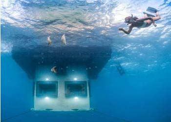 Необычный отель Manta Resort появился на острове Пемба