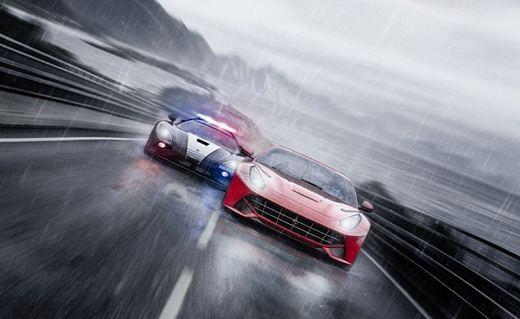 Одно из достоинств Need for Speed Rivals – ее графика