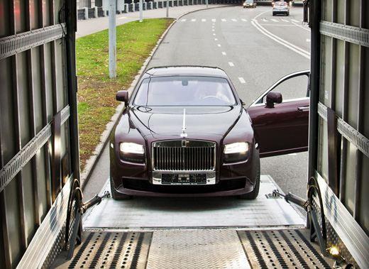 Транспортировка автомобилей в автовозах является популярной услугой